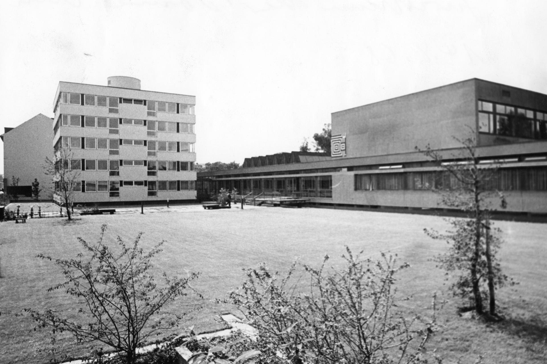 Architektur fachbereich rechtswissenschaft der for Uni architektur